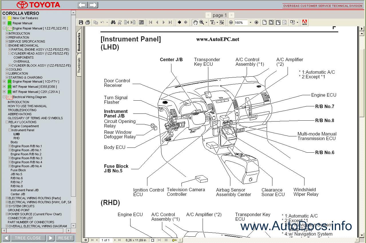 2009 toyota camry service manual pdf