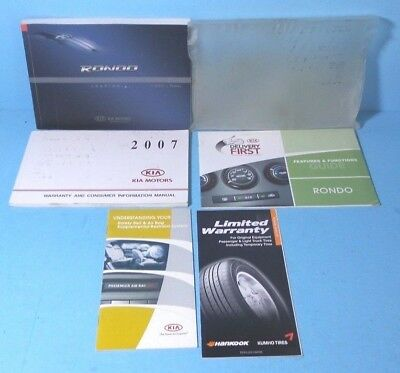 2007 kia rondo owners manual