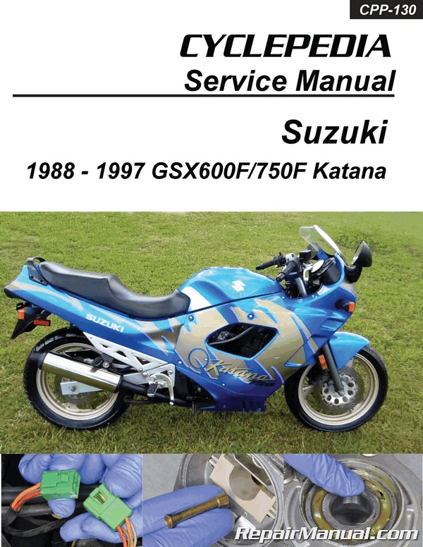 2004 gsxr 750 owners manual