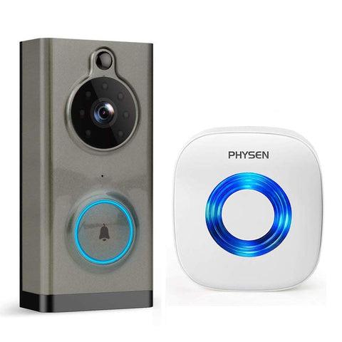 physen wireless doorbell user manual