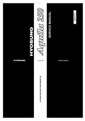 hyosung comet 650 service manual