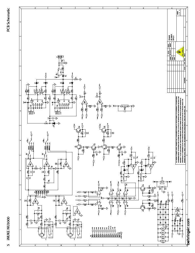 behringer inuke nu6000 service manual