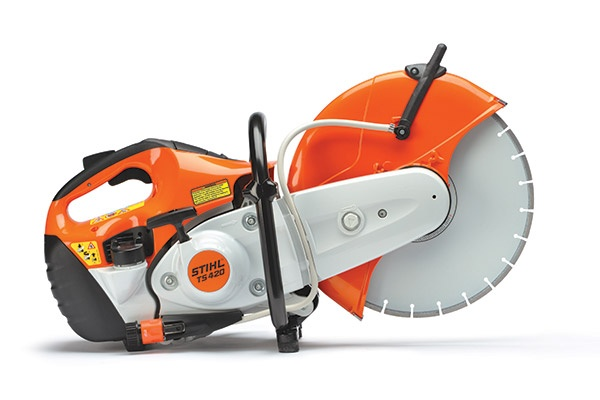 stihl ts 420 service manual