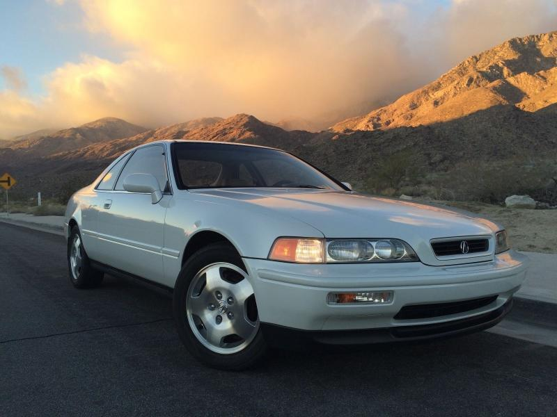 1993 acura legend owners manual