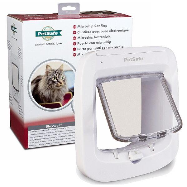 petsafe microchip cat flap user manual