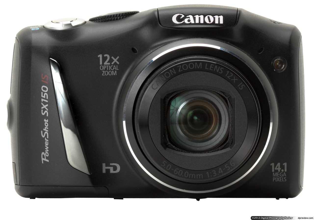 canon powershot sx150 is digital camera user manual