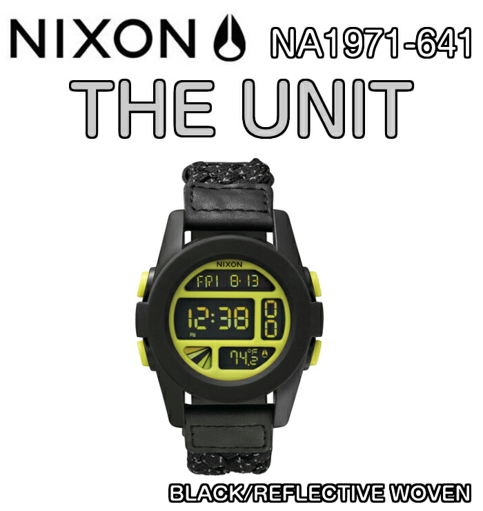 nixon the unit user manual