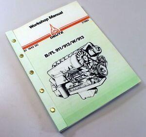 deutz 912 service manual pdf