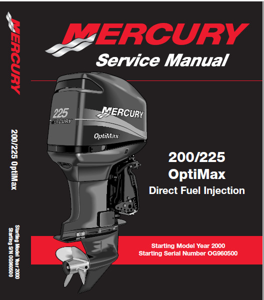 honda 225 outboard service manual