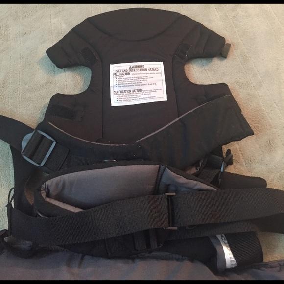 infantino flip front 2 back carrier manual