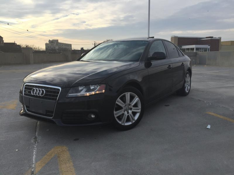 2009 audi a4 owners manual