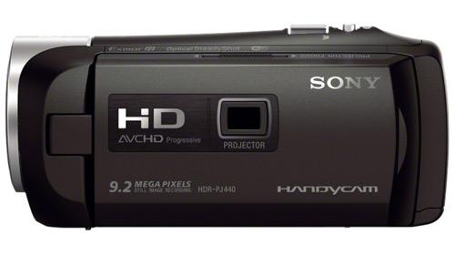 sony hdr pj440 user manual