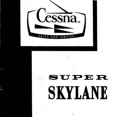 1967 cessna 150 owners manual