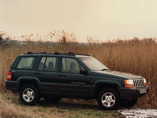 1998 jeep grand cherokee laredo owners manual
