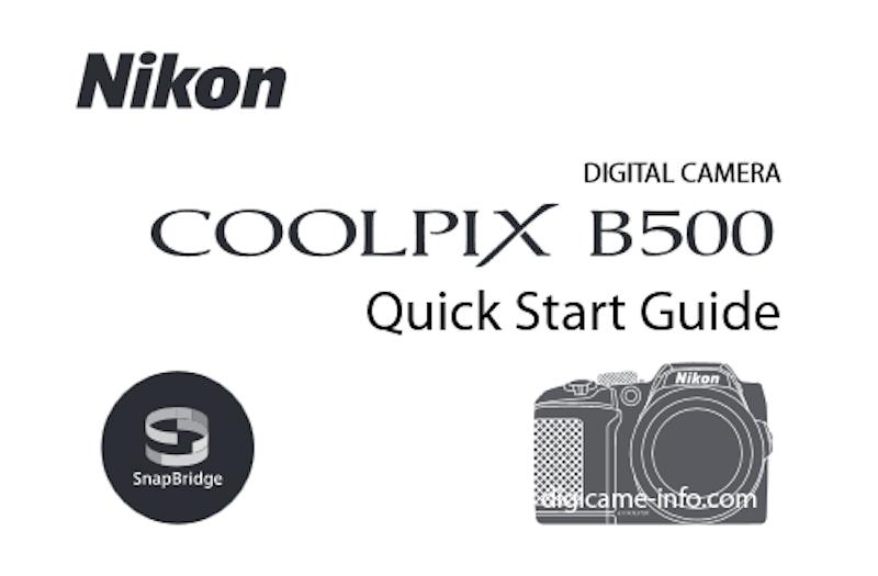 nikon coolpix s33 user manual