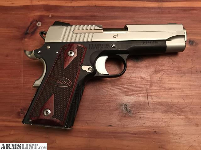 sig sauer 1911 owners manual