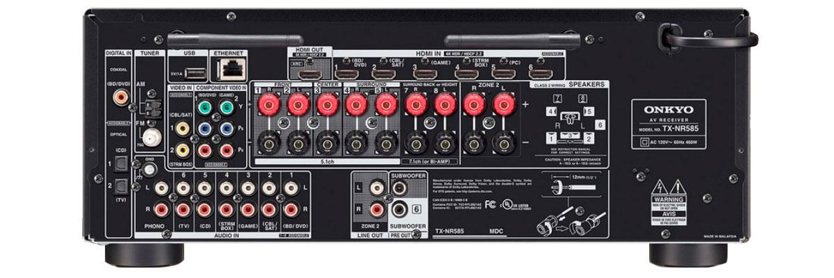 onkyo tx nr585 user manual