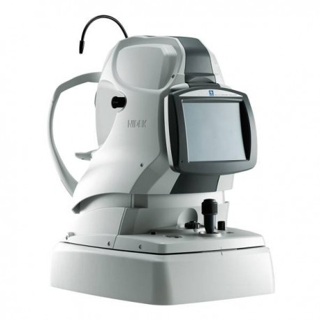 nidek fundus camera user manual