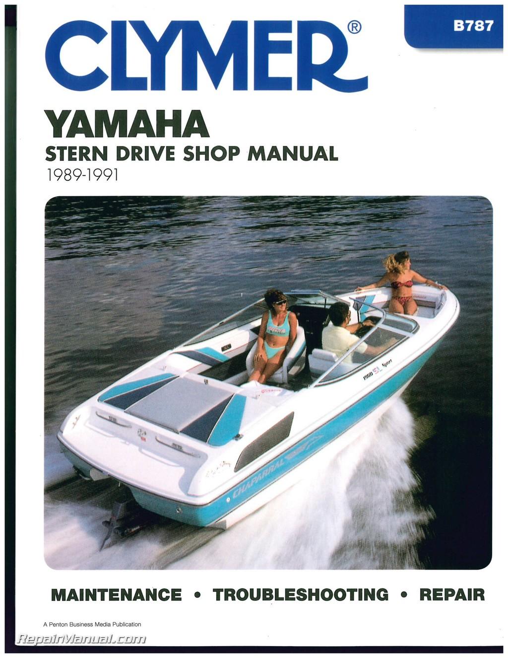 1989 hurricane open motor owners manual