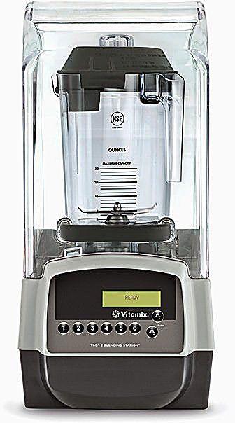 vitamix t&g 2 blending station manual