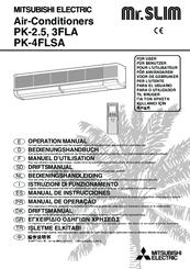 mitsubishi mr slim par jh050ka user manual