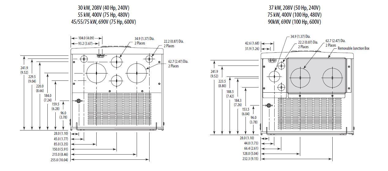 powerflex 700 frame 6 service manual