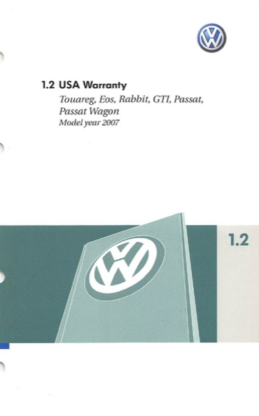 2007 volkswagen gti owners manual pdf