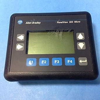 allen bradley panelview 300 micro user manual