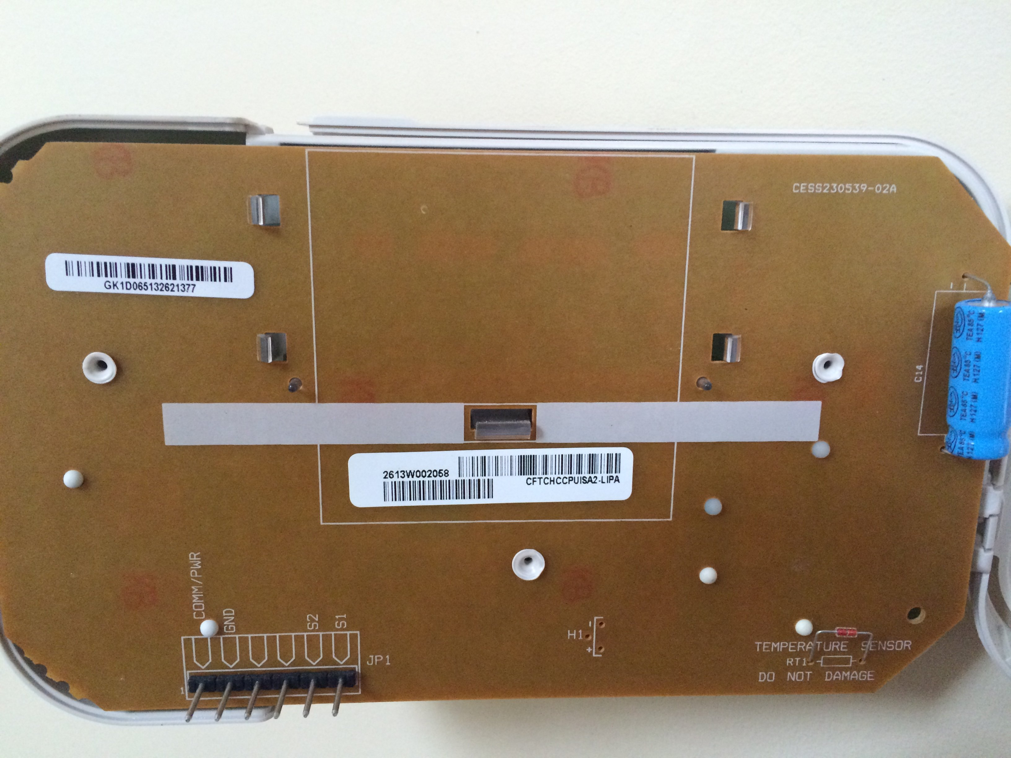 carrier comfort zone 2 thermostat manual