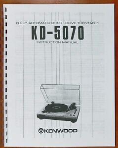 kenwood kd 3070 owners manual