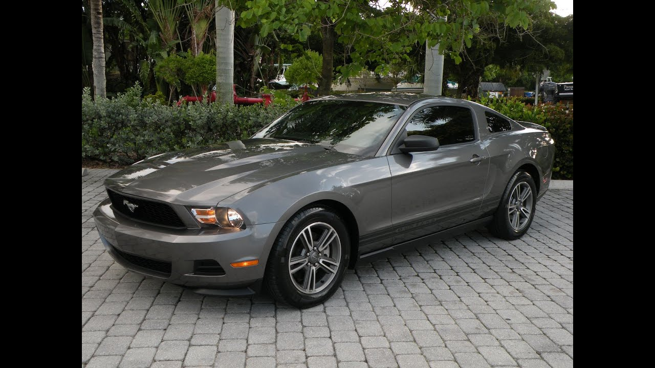 2011 mustang v6 owners manual
