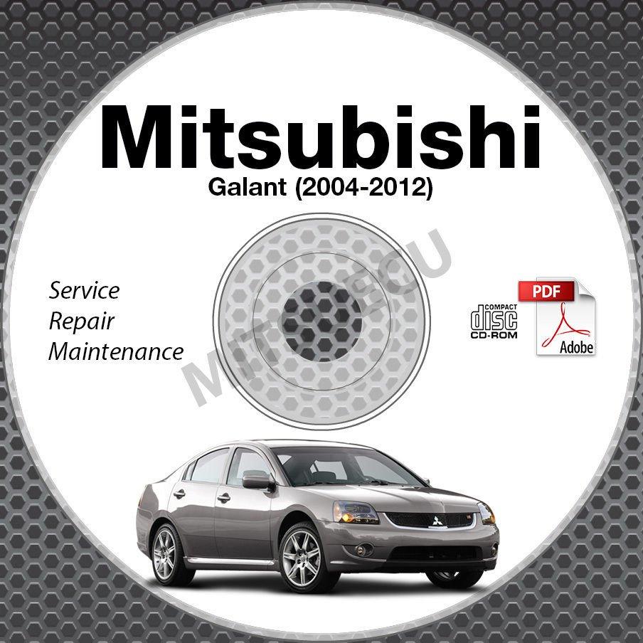 2012 mitsubishi galant owners manual