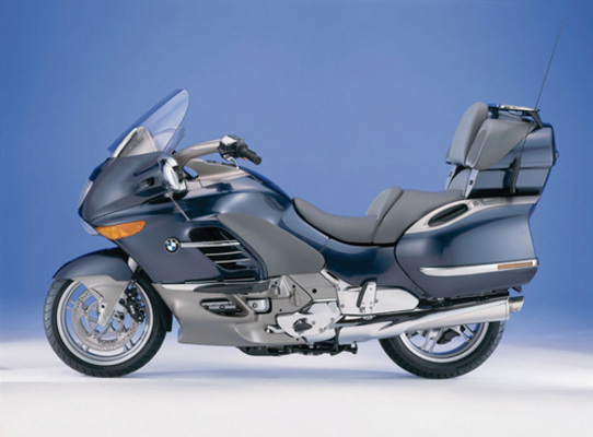 2000 bmw k1200lt owners manual