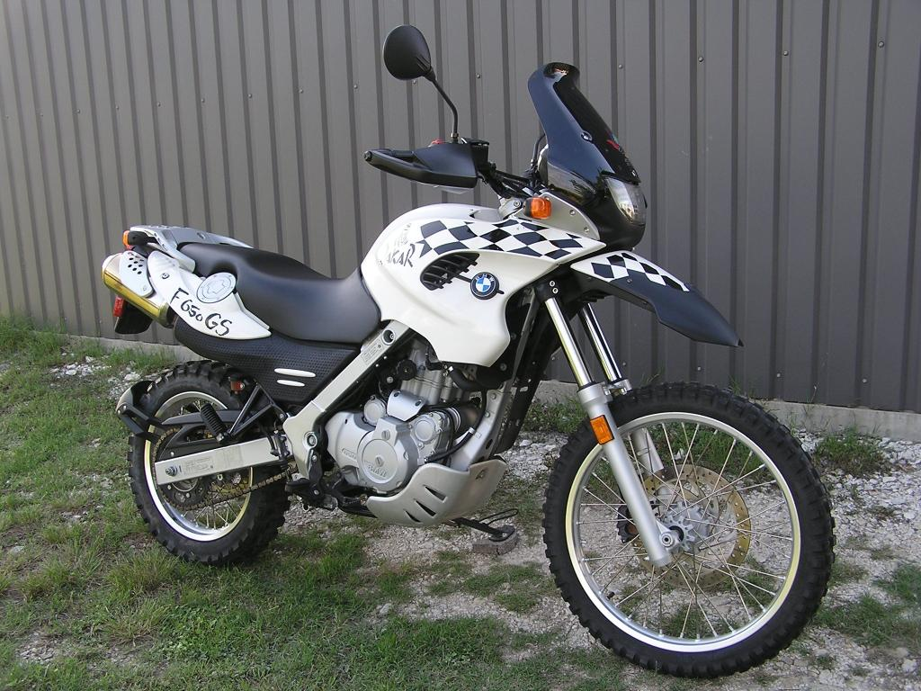 bmw 650 gs owners manual