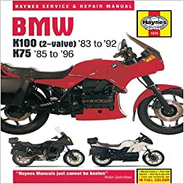 bmw k75 owners manual free download