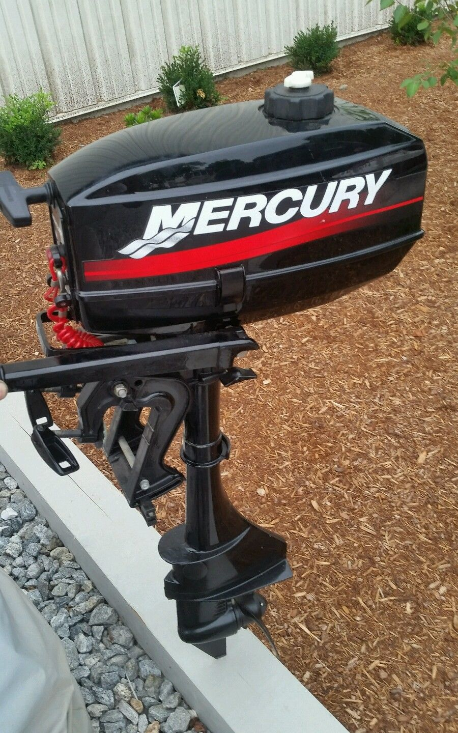mercury 3.3 hp outboard owners manual