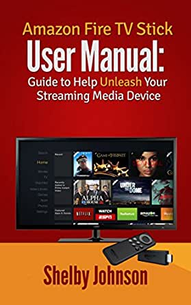 amazon fire stick owners manual