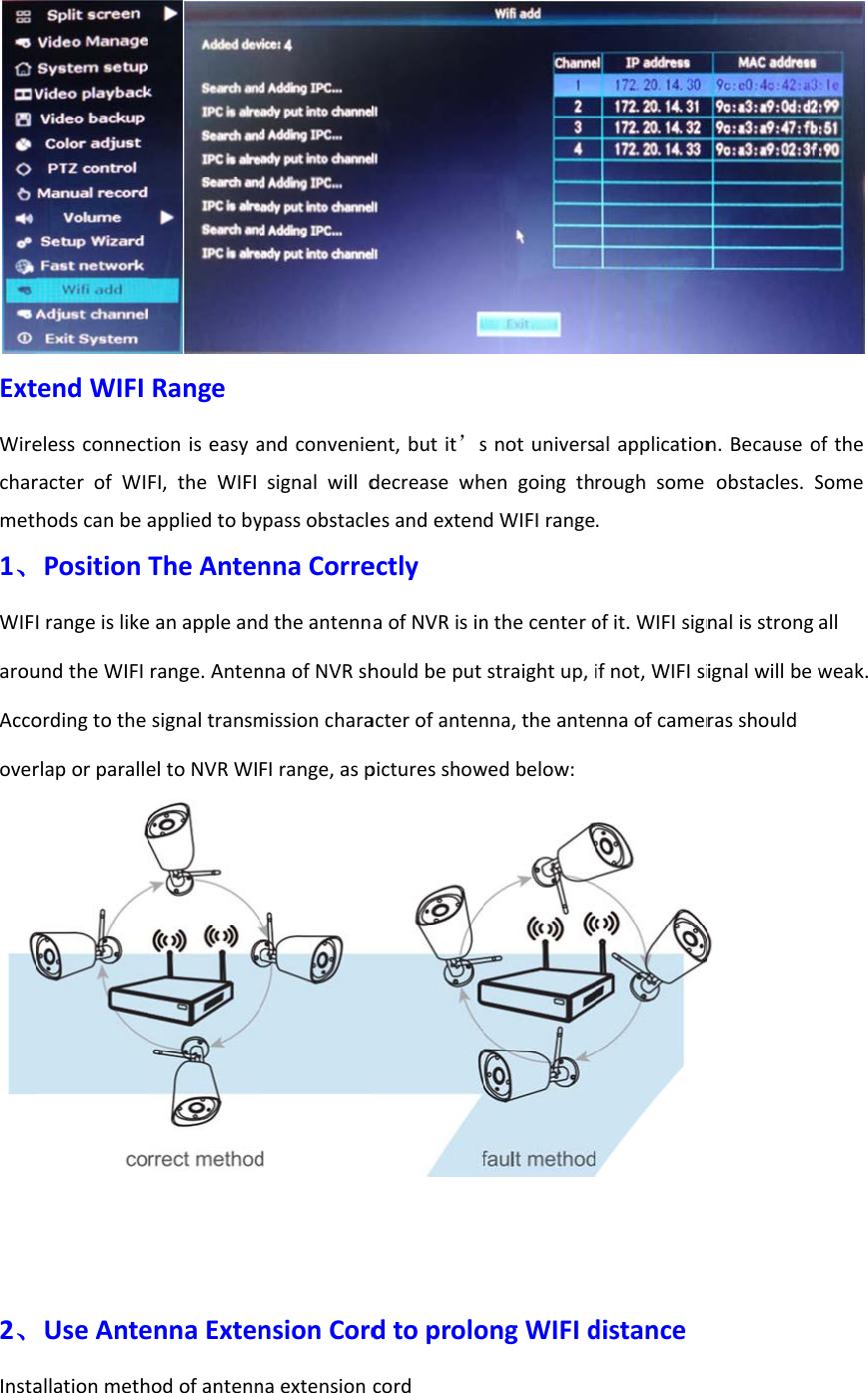 nvr k9608 w user manual