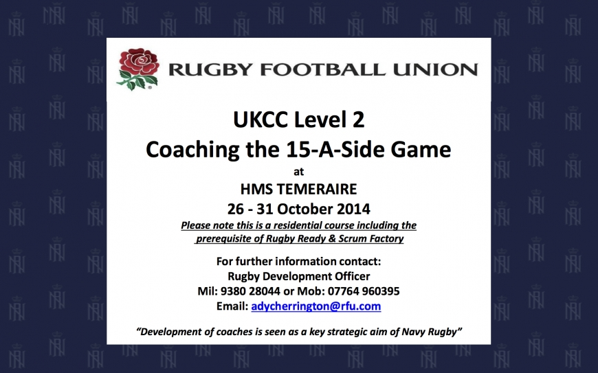 level 2 rugby coaching manual