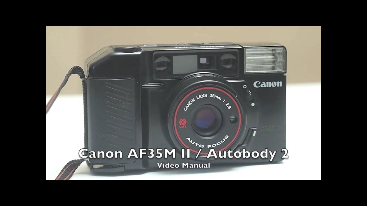 canon dial 35 2 manual