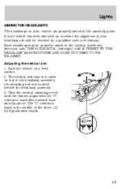 2002 mercury cougar v6 owners manual
