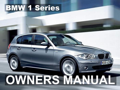 bmw e90 owners manual pdf