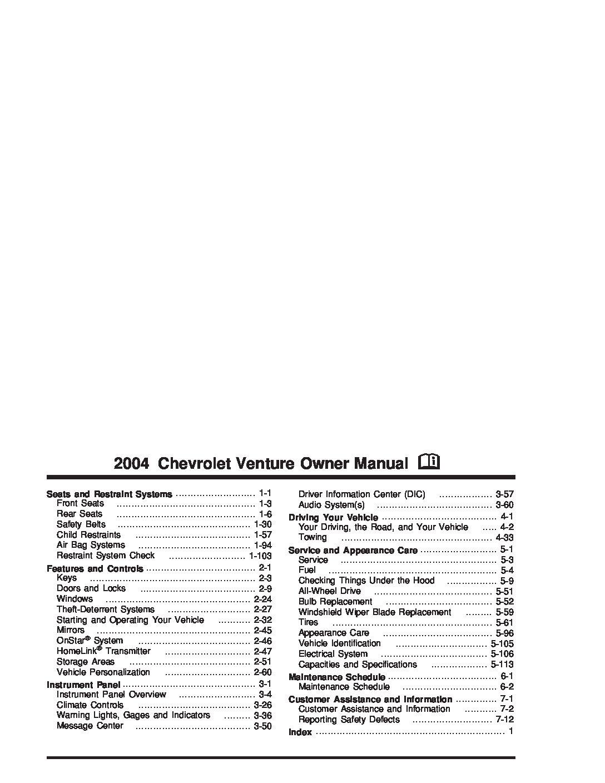 1997 chevrolet k1500 owners manual pdf