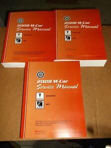 2008 saturn sky service manual