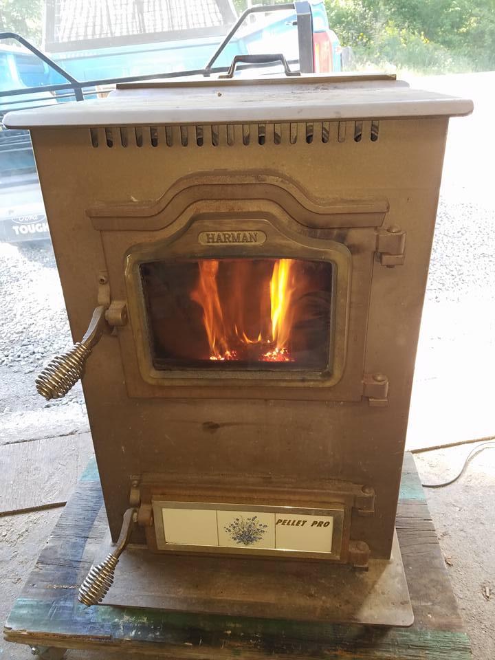 acutron 2 pellet stove manual