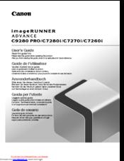 canon imagerunner 5065 user manual