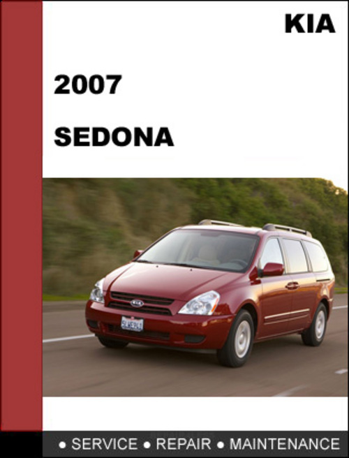 2006 kia sedona owners manual free