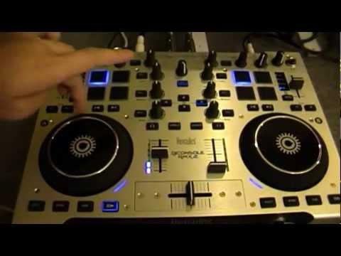 dj console rmx 2 manual