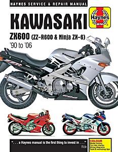 kawasaki ninja 600 service manual