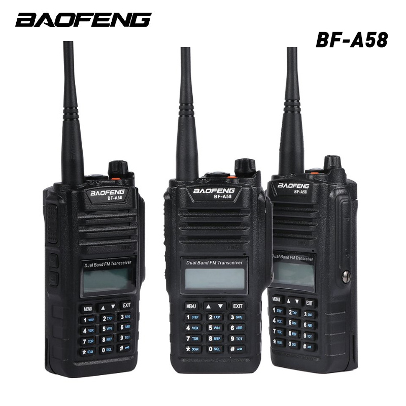 baofeng bf a58 user manual